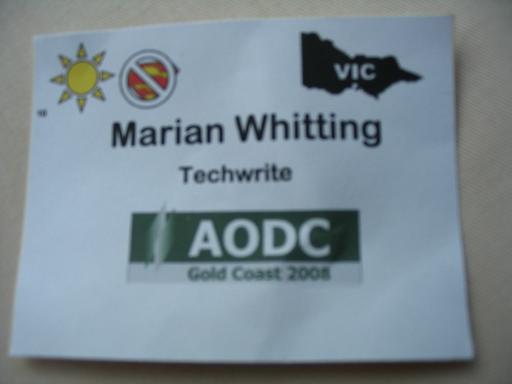AODC - in conclusion