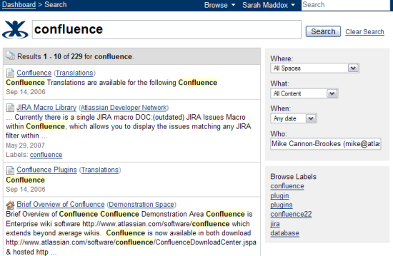 What Confluence 2.9 and I have in common