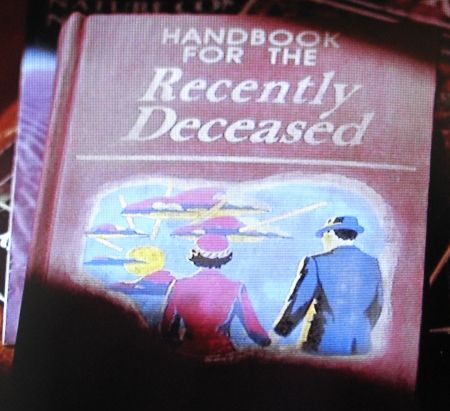 Decomposing the Handbook for the Recently Deceased « ffeathers — a ...