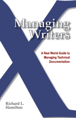 Book review - Managing Writers by Richard L Hamilton