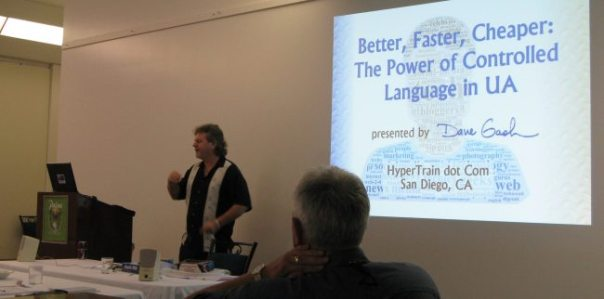 AODC day 1: The Power of Controlled Language