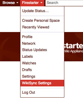 Appfire's Firestarter - Confluence wiki on a stick