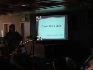 Geek Trivia Quiz