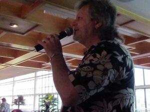 Dave Gash, geek quiz host extraordinaire