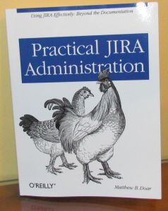 Book review - Practical JIRA Administration