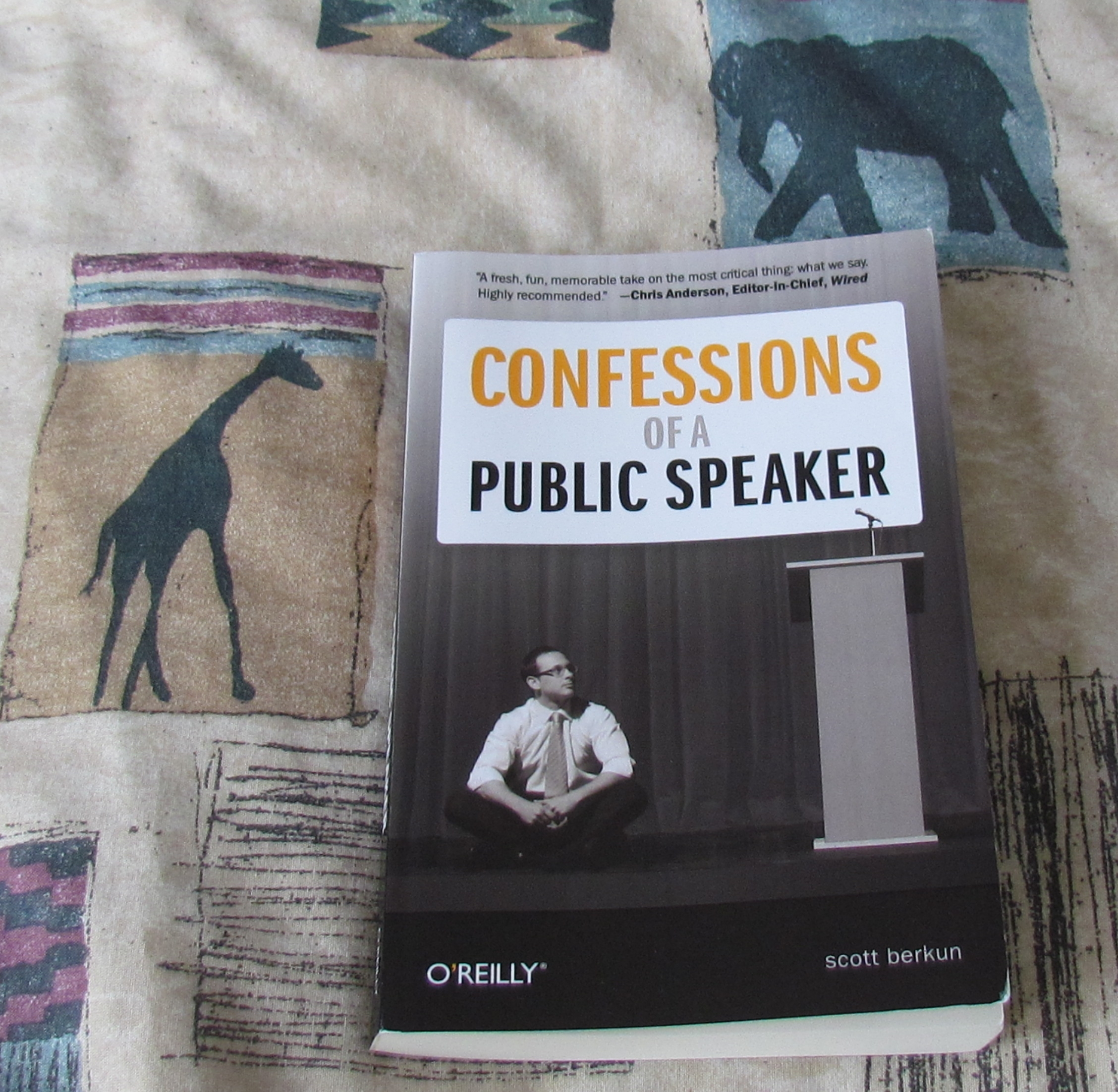 Confessions of a Public Speaker Scott Berkun