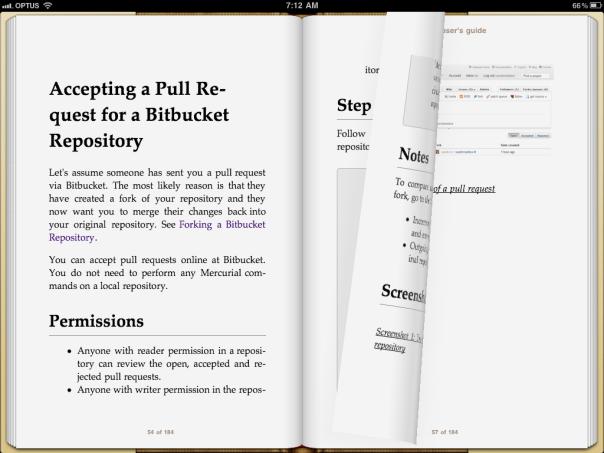 Publishing documentation to ebooks from Confluence wiki