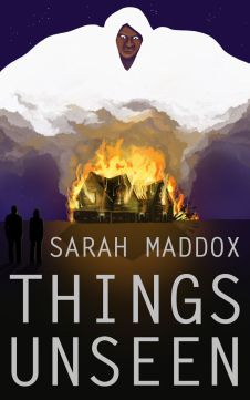 Things Unseen - introducing my new novel
