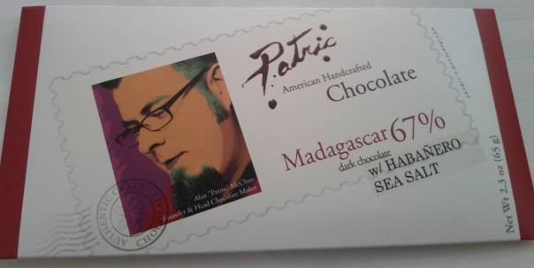 Patric handcrafted chocolate