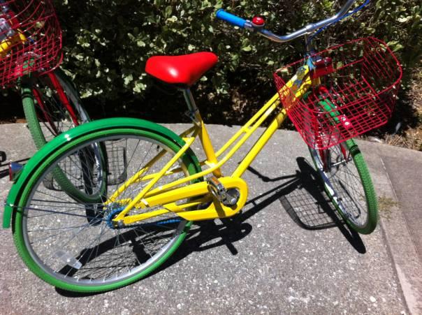 A Google bike