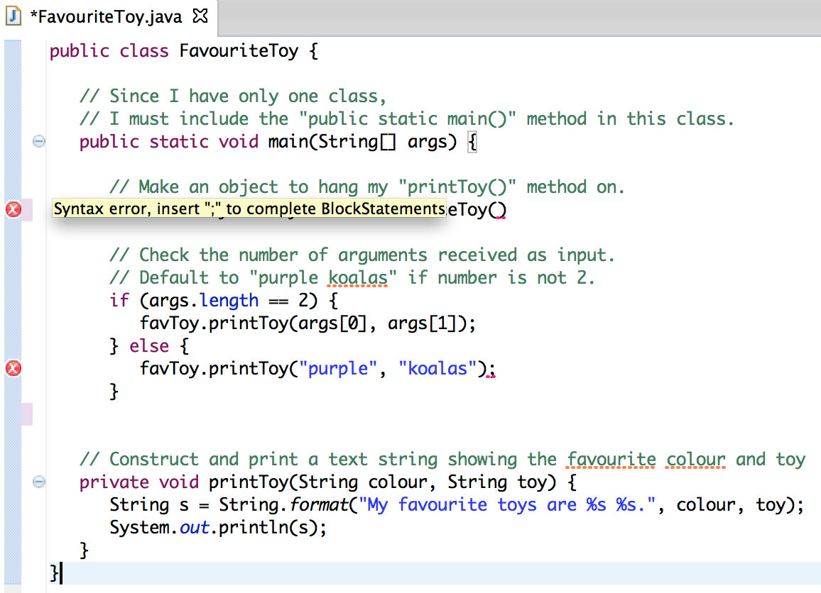 Writing java program eclipse - opinionatorblogsnyts.web