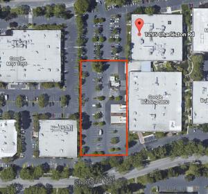 Parking-Googleplex