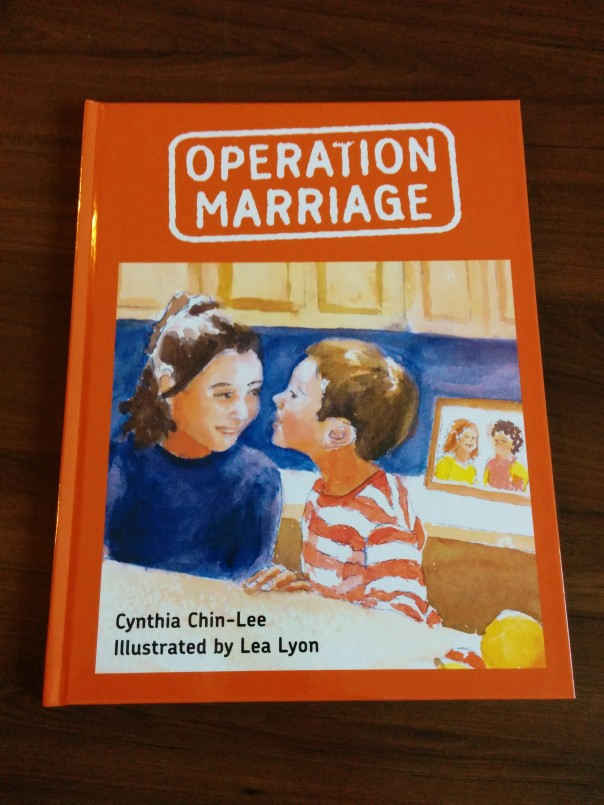 Operation Marriage - book cover