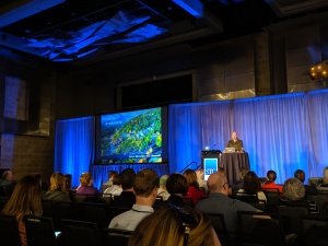 Peter Morville at STC Summit keynote
